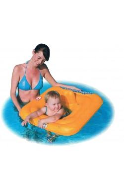 Bouée siège Gonflable culotte carrée pour enfant