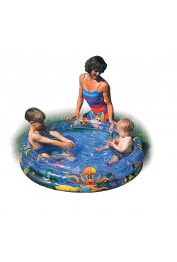 Piscine gonflable 102x25cm