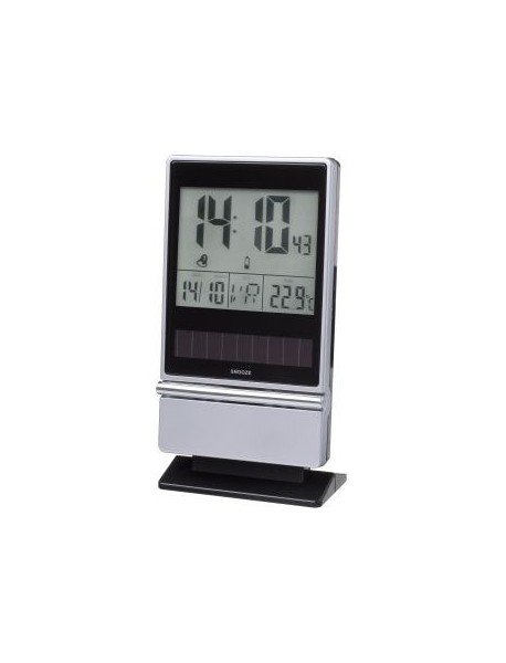 Pendulette Digital Solaire