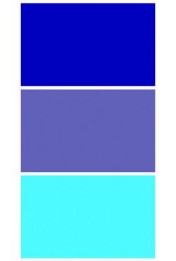 Serviette de plage Yacht Blue