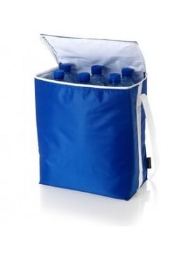 Sac Isotherm 6 bouteille Bleu roi