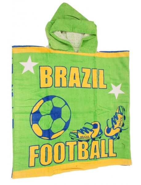 Poncho Brazil football