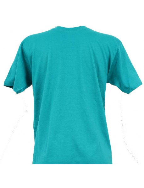 T-shirt homme lagon col rond