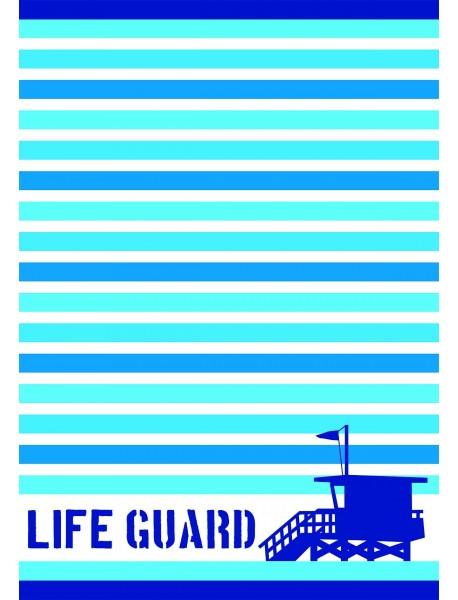 Drap de plage Lifeguard