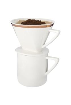 Set Café Sunset Blanc Noir