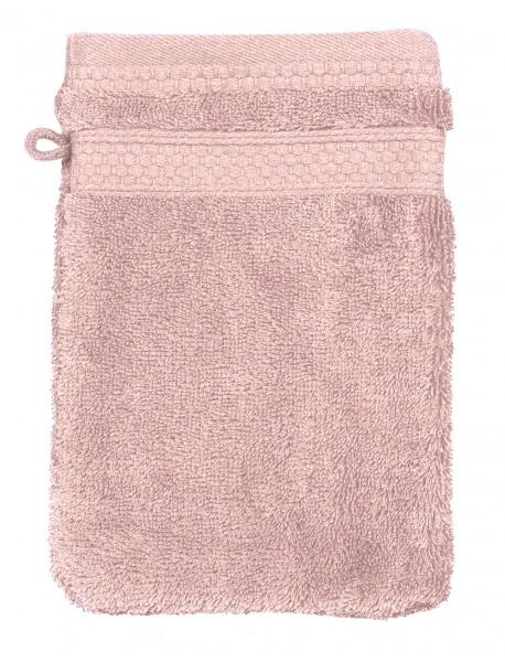 Linge de bain Naïa couleur Rose