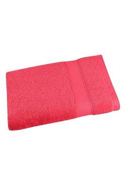 Linge de bain Naïa couleur Cranberry