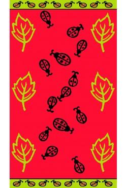 Serviette de plage Ladybug