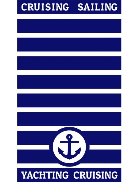 Serviette de plage Cruise