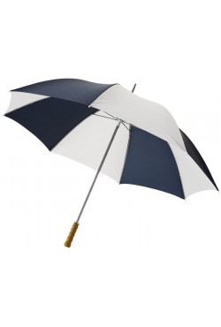 "Parapluie de golf 30"", marine / blanc"