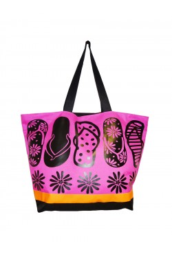 Sac de plage Tongs