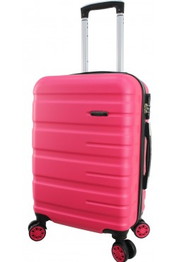 Valise Cabine 50cm 212 Rose Red