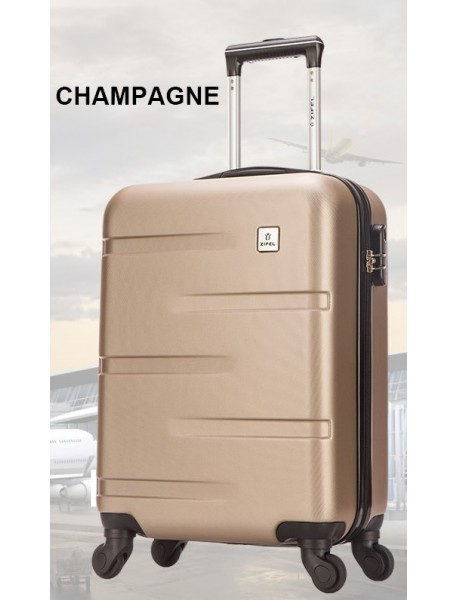 Valise Cabine 55cm 167 CHAMPAGNE