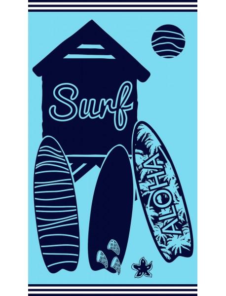 Serviette de plage Surfspots