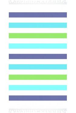 Serviette Toile / Eponge Jolly Blue
