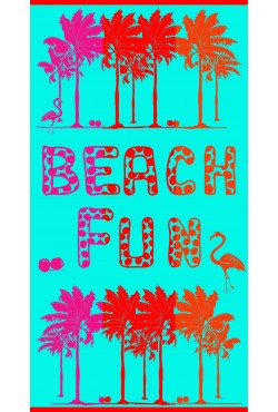 Drap de plage Funbeach