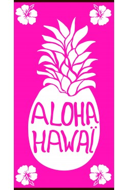 Drap de plage Hawai