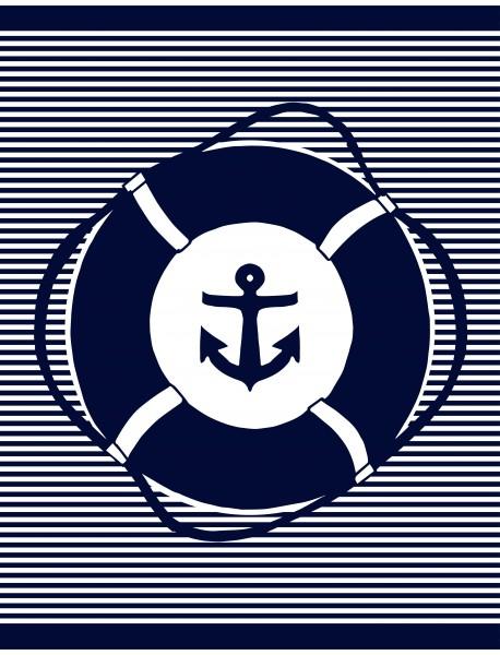 Drap de plage XXL Sail&Co