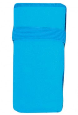 Serviette Microfibre Tropical Blue