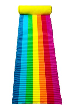 Matelas de plage Rainbow