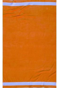 Drap de plage Orange