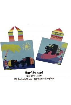 Poncho Surf School